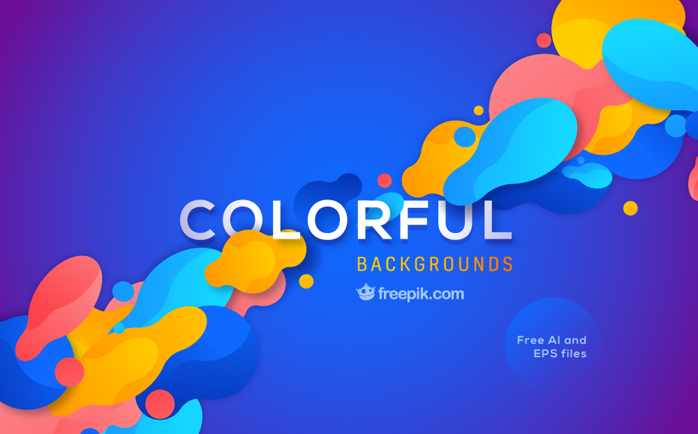Colorful Background Cover image