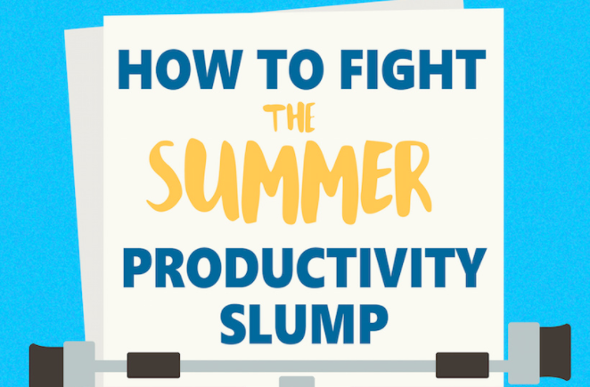 Summer Productivity Slump