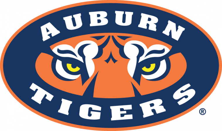 Auburn Tigers Logo Design