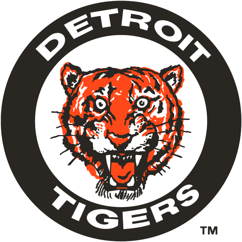 Detroit Tigers logo 1961-1963