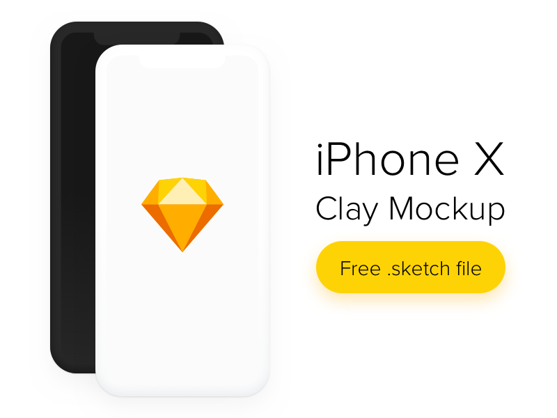 Frontal Sketch Clay Mockup by Matt Koziorowski