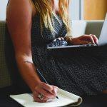 freelancer in work
