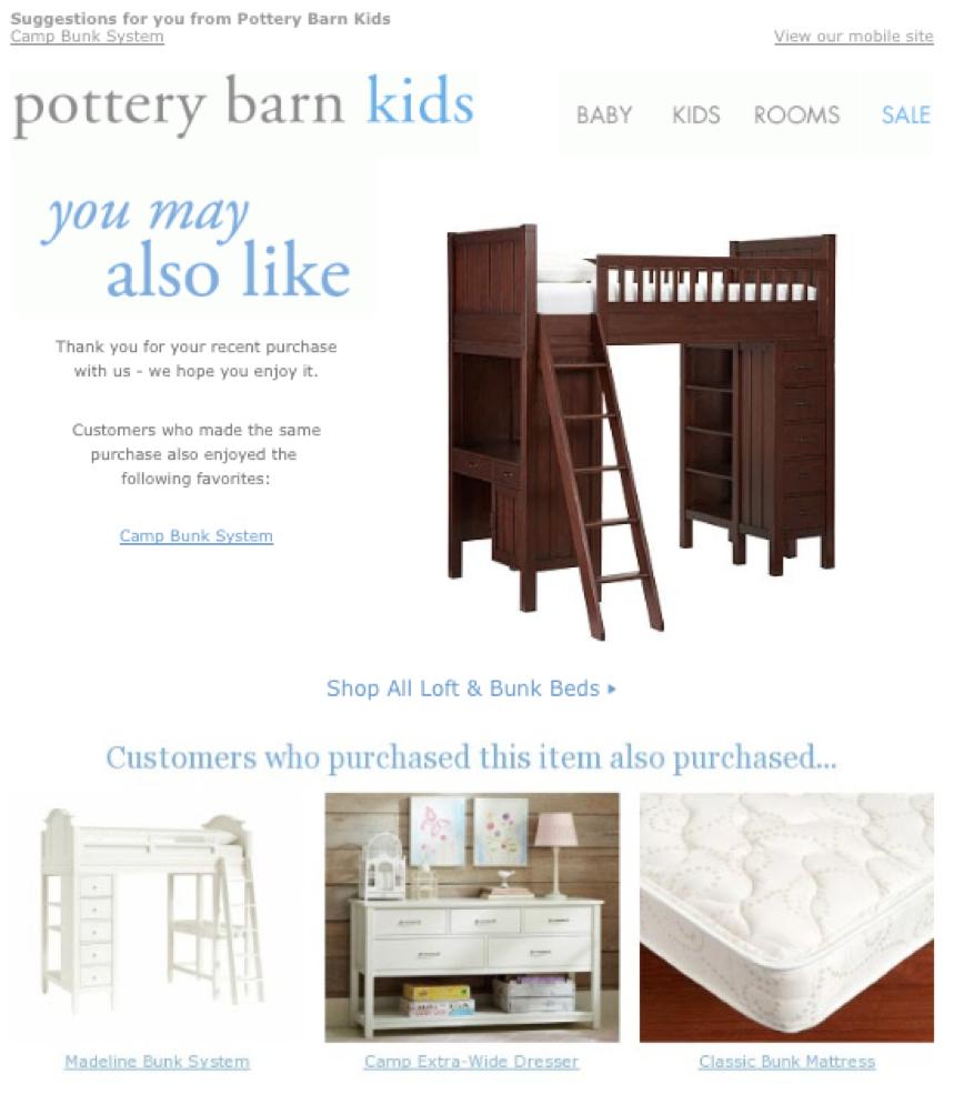 Pottery Barn Kids