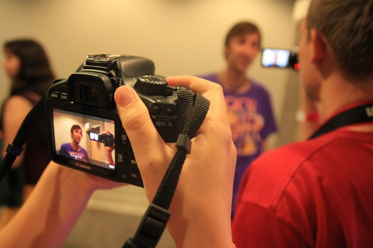 Video Recording for blog content
